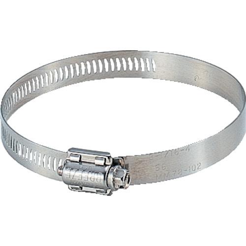ブリーズ ステンレスホースバンド 締付径 64.0mm~140.0mm 10個入_