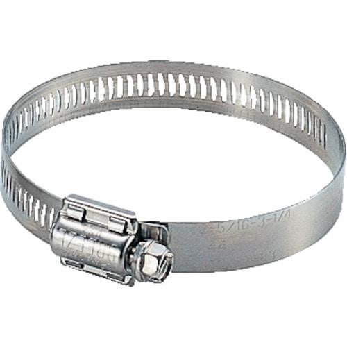 ブリーズ ステンレスホースバンド 締付径 52.0mm~76.0mm(10個入)_