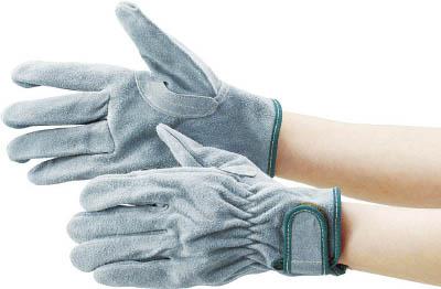 TRUSCO オイル加工手袋マジック式 LLサイズ_