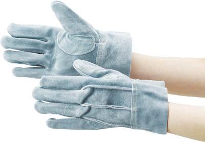 TRUSCO オイル加工革手袋 スタンダードタイプ Lサイズ_