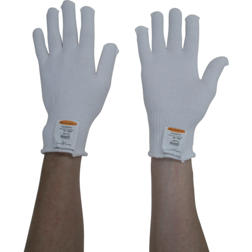 アンセル 耐冷・耐熱手袋 サーマニット フリーサイズ_