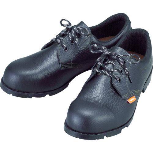 TRUSCO 安全短靴 JIS規格品 25.0cm_