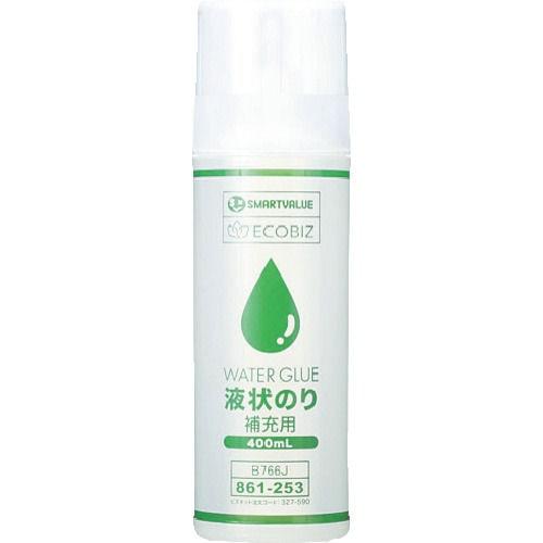 ジョインテックス 液状のり補充用 400ml 861253_