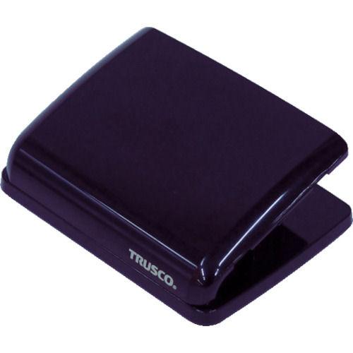TRUSCO 樹脂製マグネットクリップ 50X70 黒_