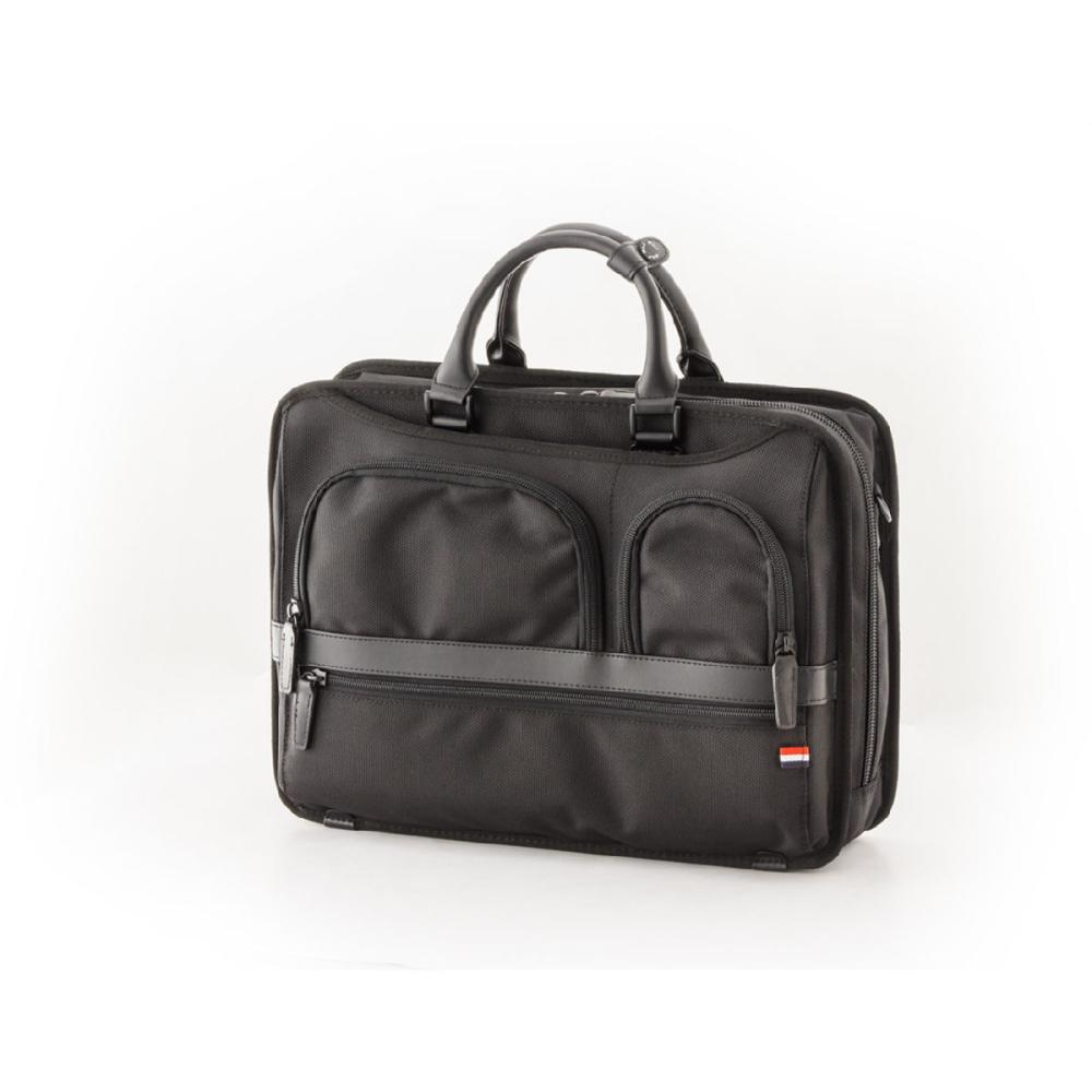 アジア・ラゲージ ビジネスバッグ ブラック AJM-3420