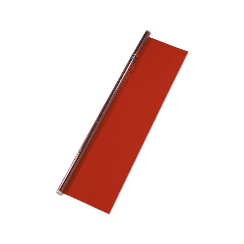 菅公工業 全版巻ニューセロハンロール 赤 90×100cm