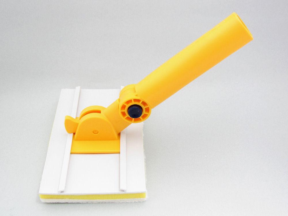ハンドル可動式コテバケ 165mmx100mm