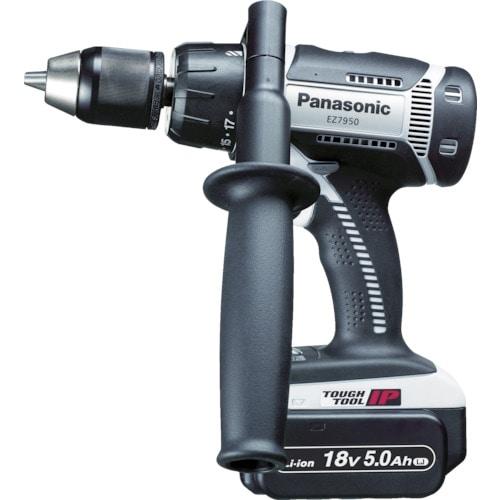 Panasonic 充電振動ドリル&ドライバー 18V 5.0Ah_