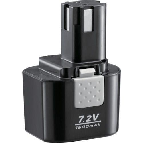 リョービ ニカド電池パック 7.2V 1500mAh