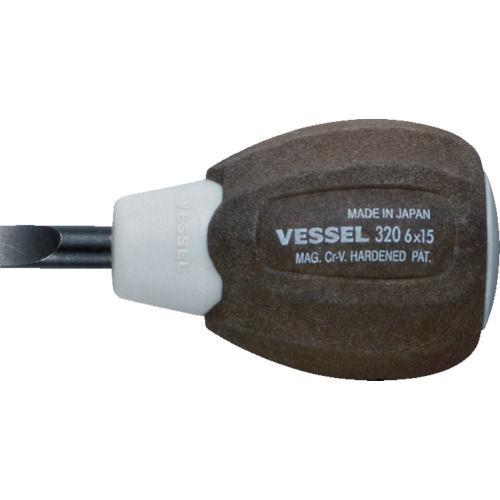 ベッセル ウッディドライバー(スタビータイプ)320(-)6×15_