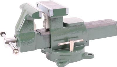 TRUSCO 回転台付メカニックバイス(2WAYタイプ) 200mm_