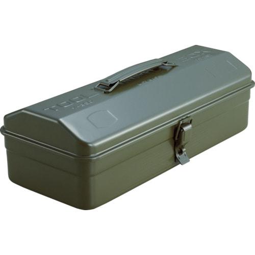 TRUSCO 山型工具箱 373X164X124 OD色_