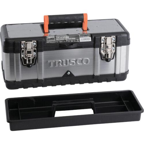 TRUSCO ステンレス工具箱 Sサイズ_