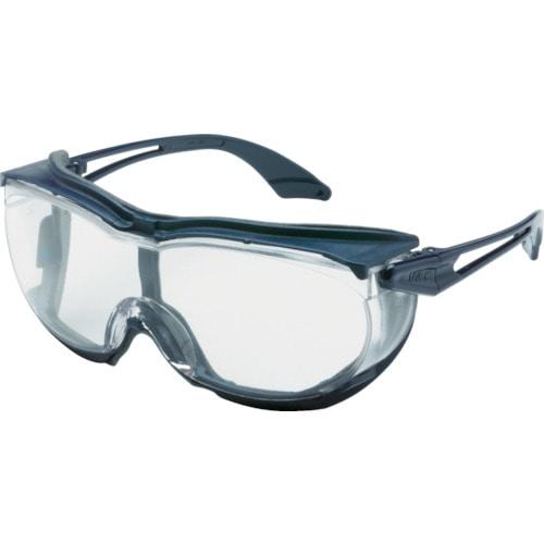UVEX 一眼型 保護メガネ 密着タイプ_