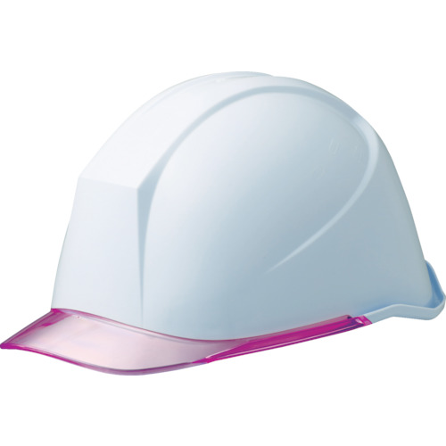 ミドリ安全 女性用ヘルメット LSC-11PCL ホワイト/ピンク_