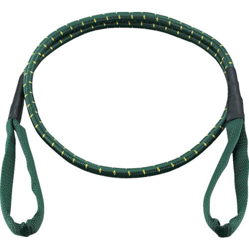 TRUSCO ロープスリング 0.8t 15mmX2.0m_