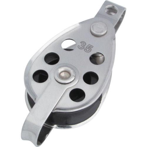 水本 プーリーブロック 使用ロープ径8~10mm (1個=1袋)_