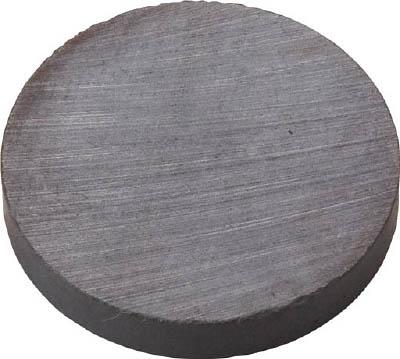 TRUSCO フェライト磁石 外径10mmX厚み3mm 10個入り_
