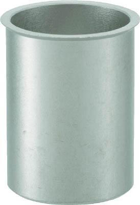 TRUSCO クリンプナット薄頭ステンレス 板厚3.5 M5X0.8 100個入_