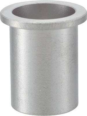 TRUSCO クリンプナット平頭ステンレス 板厚2.5 M6X1.0 (4個入)_