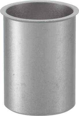 TRUSCO クリンプナット薄頭ステンレス 板厚2.5 M6X1 (100個入)_