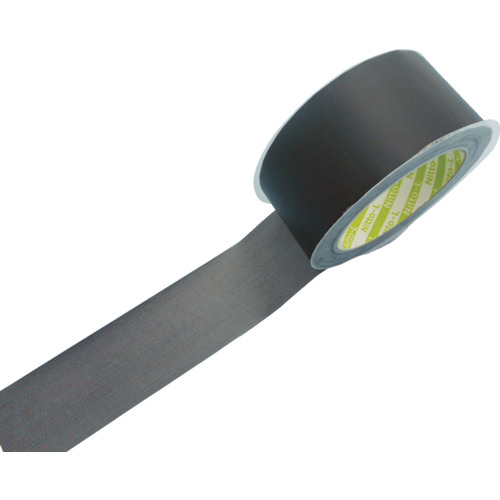 日東エルマテ アクリル気密防水テープ(片面) 50mmX20m ブラック_