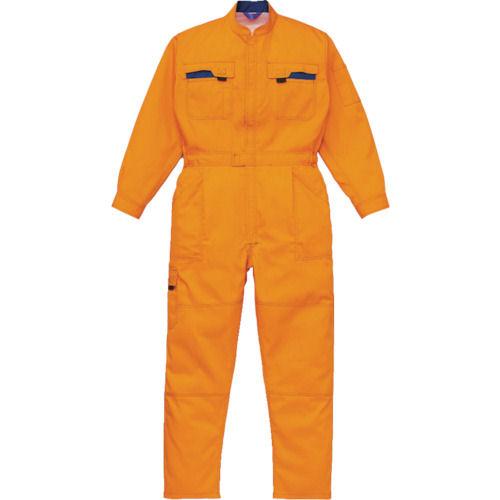 AUTO-BI スリードラゴン ツナギ服 5Lサイズ オレンジ_