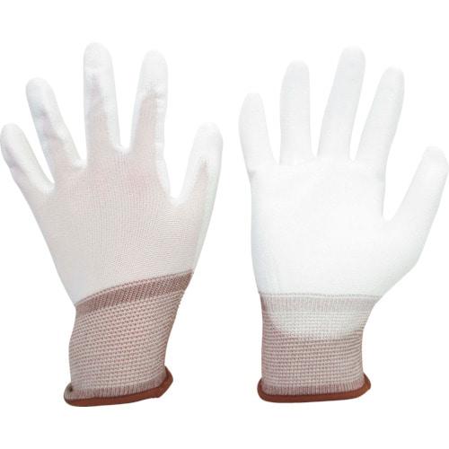 ミドリ安全 品質管理用手袋(手のひらコート) 10双入 SSサイズ_