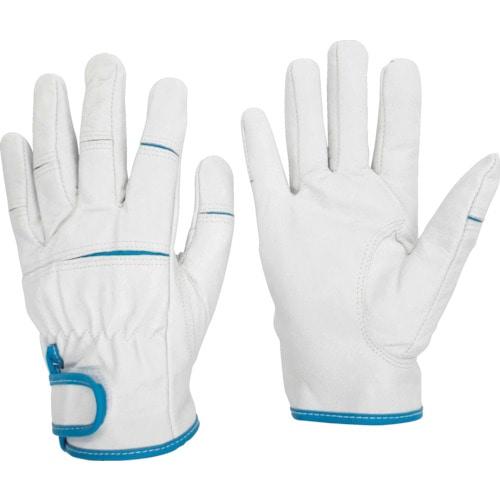 ミドリ安全 女性用革手袋 MT-550 Mサイズ_