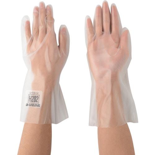 DAILOVE 耐溶剤用手袋 ダイローブH202(L)_