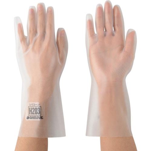 DAILOVE 耐溶剤用手袋 ダイローブH203(M)_