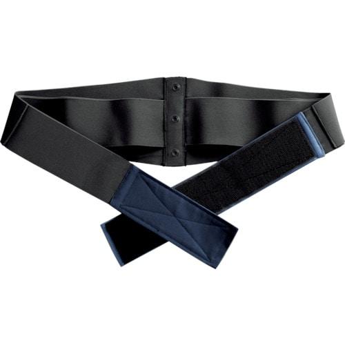 ミドリ安全 楽腰パンツ 腰部保護ベルト単体 VE507B ネイビー 3L_