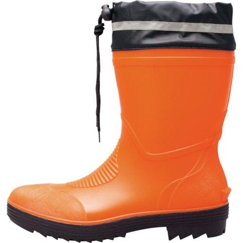 ジーベック ショート丈安全長靴85763-82-L_