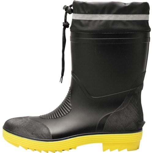 ジーベック ショート丈安全長靴85763-90-LL_