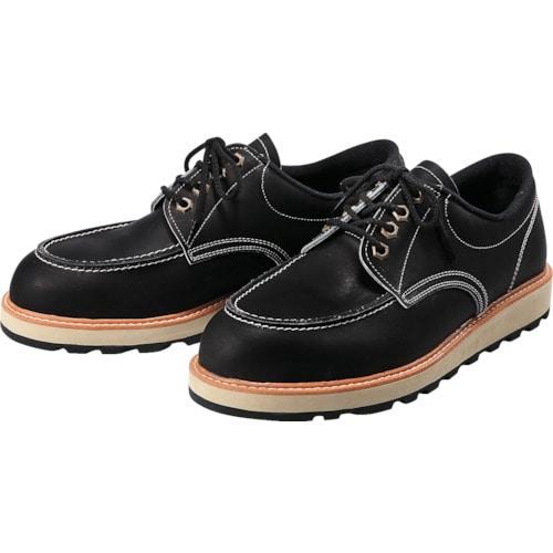 青木安全靴 US-100BK 27.5cm_