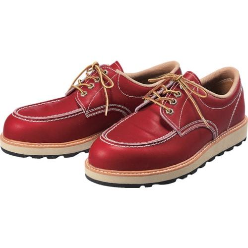 青木安全靴 US-100BW 24.5cm_