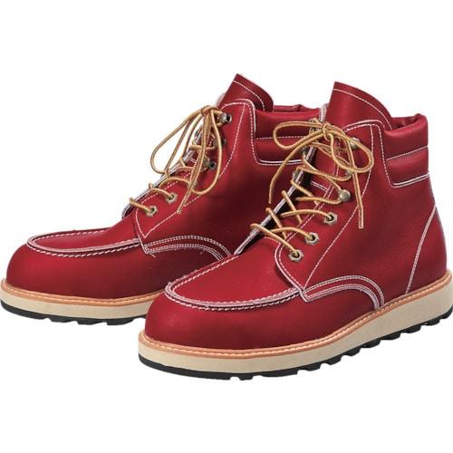 青木安全靴 US-200BW 25.5cm_