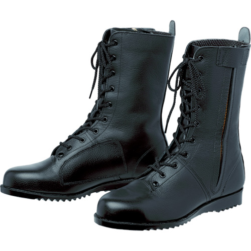 ミドリ安全 高所作業用作業靴 VS5311NオールハトメF 24cm_