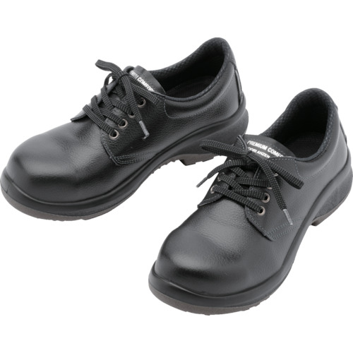 ミドリ安全 女性用安全靴 プレミアムコンフォート LPM210 22.0cm_