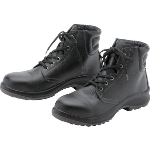 ミドリ安全 中編上安全靴 プレミアムコンフォート PRM220 25.0cm_