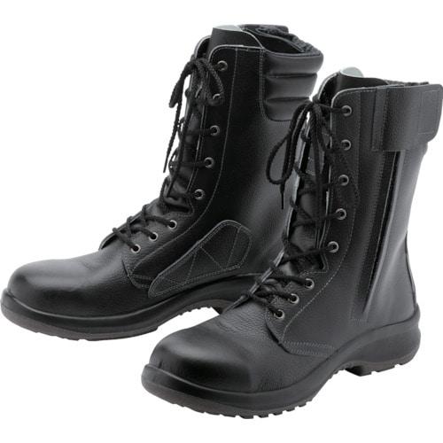 ミドリ安全 女性用長編上安全靴 LPM230Fオールハトメ 22.0cm_