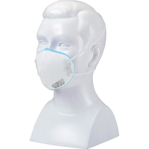 シゲマツ 使い捨て式防じんマスク DD11-S2-2  フック式 (10枚入)_