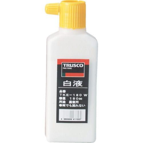 TRUSCO 白液 180cc 白_