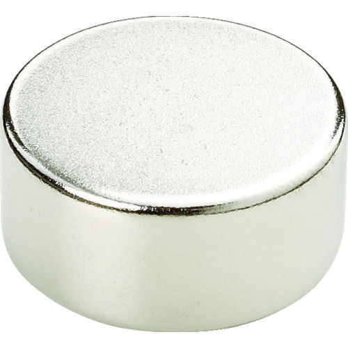 TRUSCO ネオジム磁石 丸形 外径5mmX厚み1mm 1個入_