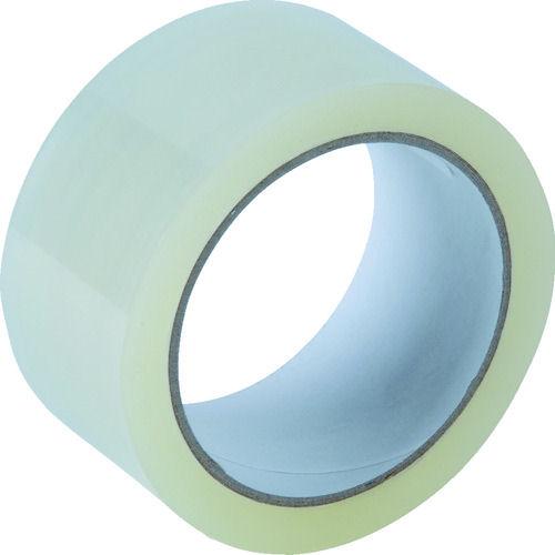 TRUSCO 梱包用OPPテープ 48mm×50m 厚み0.077mm_