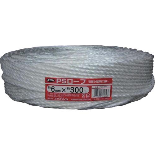 ユタカ ロープ PSロープ 6ファイ×300m_