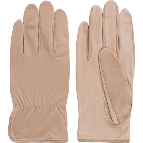 富士グローブ 豚皮精密作業用手袋 ピッギーライナー ベージュ Lサイズ 1双入_