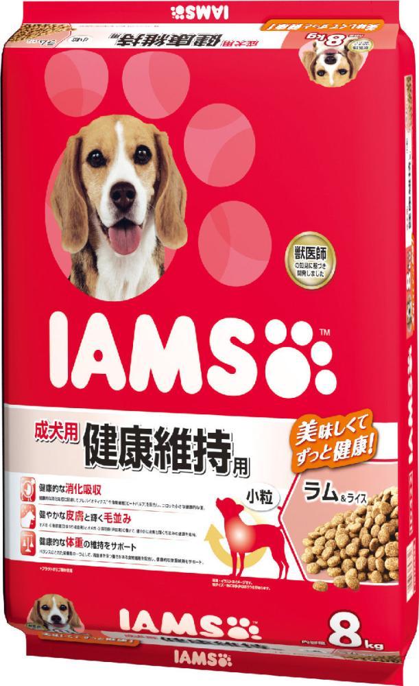 アイムス 成犬用健康維持用 ラム&ライス 小粒 8kg