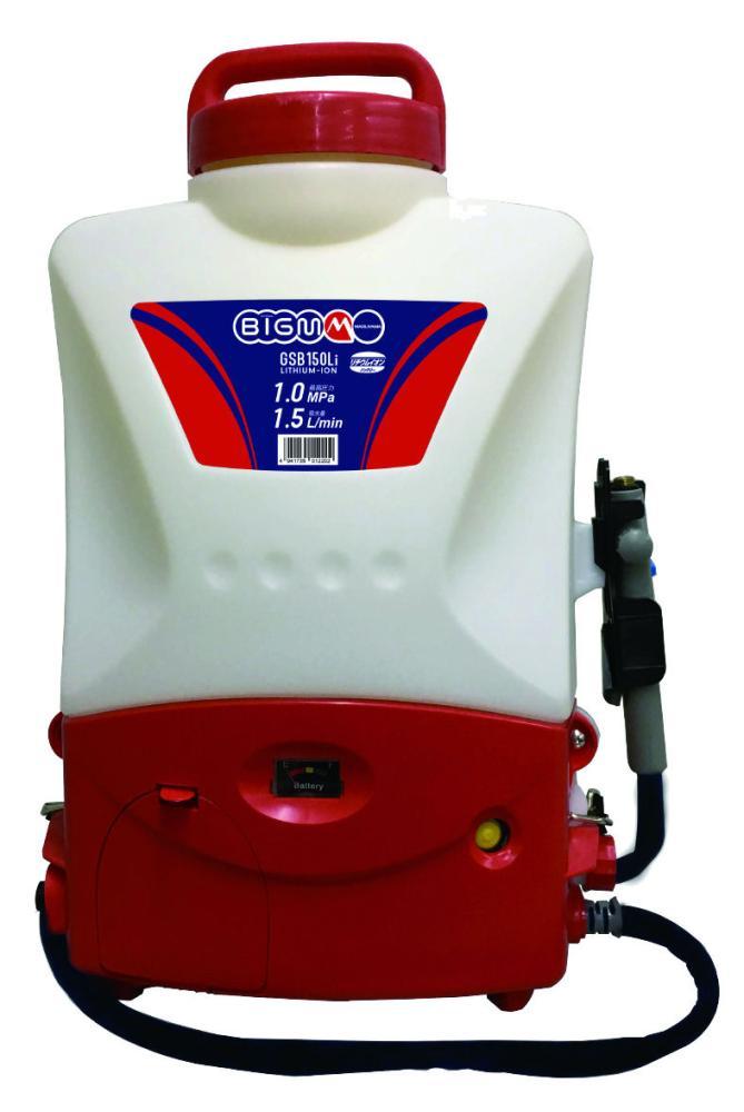 BIG-M リチウムイオンバッテリー動噴 GSB150Li