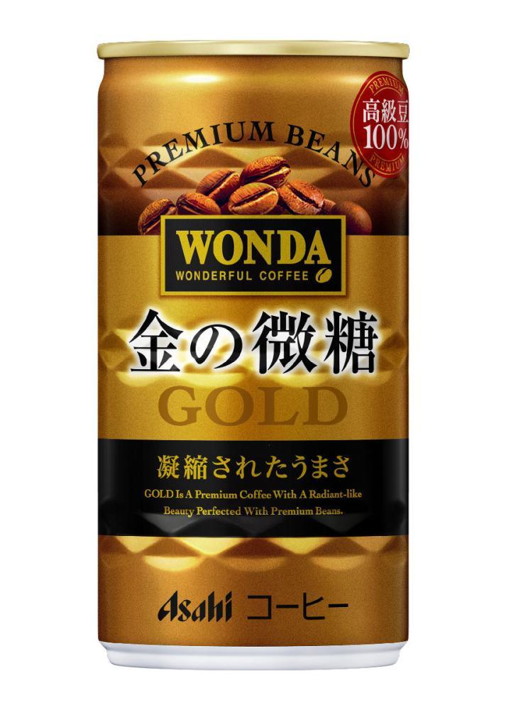 ワンダ 金の微糖 缶コーヒー 185g